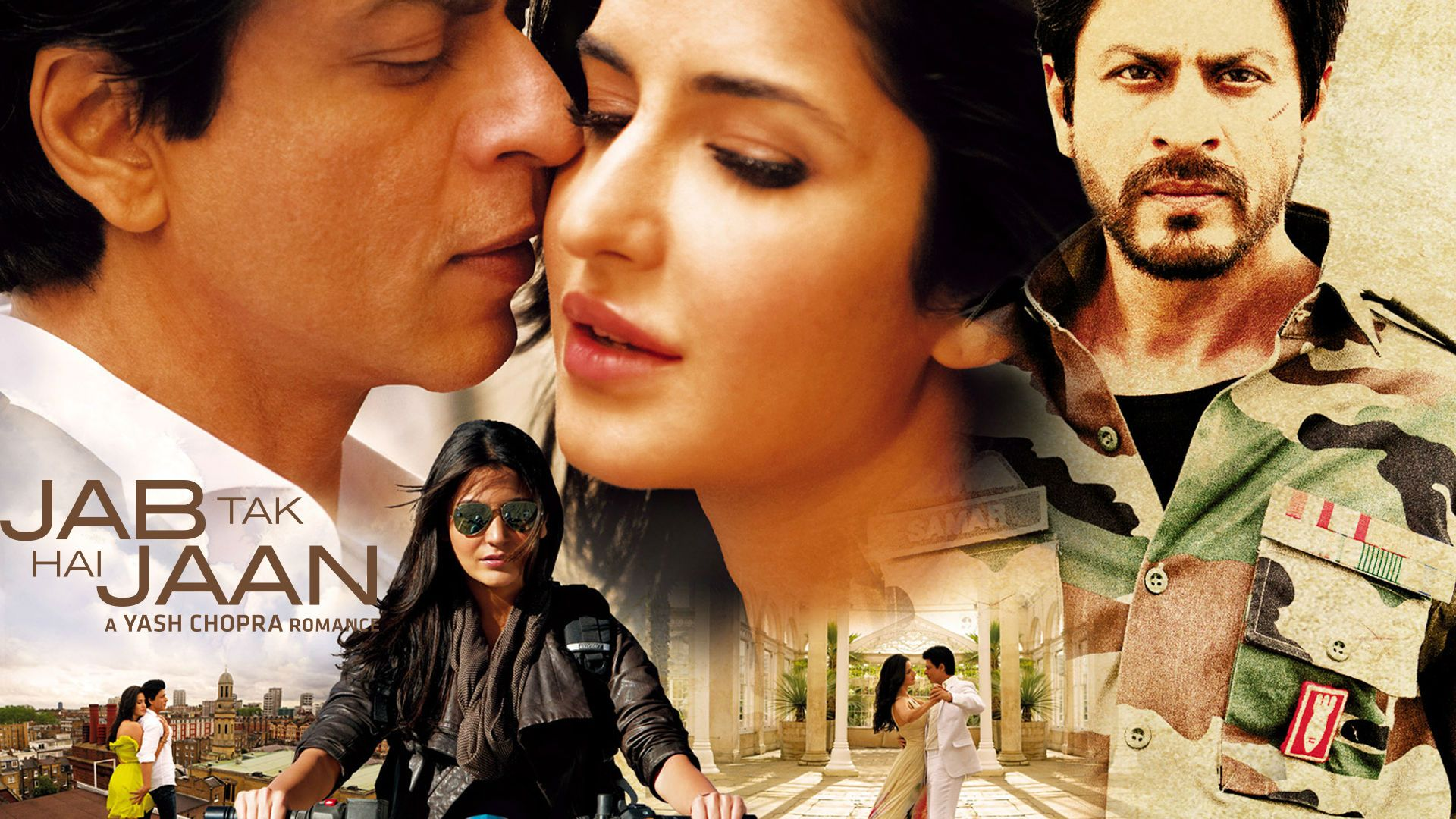 Shah Rukh Khan And Anushka Sharma Movies