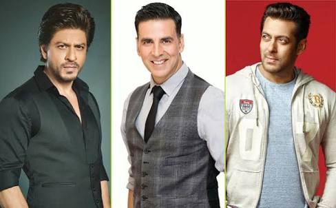 Akshay Kumar Salman Khan Forbes Top 100 Highest Paid Entertainers