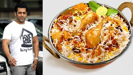 Bollywood Celebrities Favourite Food