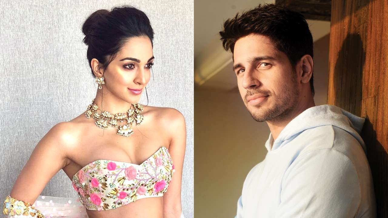 Sidharth Malhotra and Kiara Advani