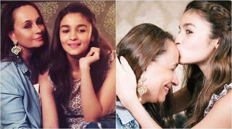 Alia Bhatt's Mother Ranbir Kapoor